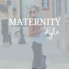 #momstyle Maternity style