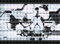 "Saatchi Online Artist Riccardo Schiavon; Digital, ""ALL IS FULL OF LOVE 8"" #art"