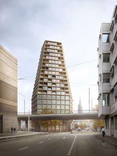 Miller & Maranta . Heuwaage tower . Basel  (1)
