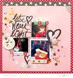 Let Your Heart be Light & FREE Christmas Printables