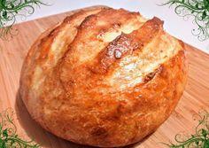 Házi fehér kenyér, Pataki tálban Baguette, Baked Potato, Bakery, Food And Drink, Ethnic Recipes, Baked Potatoes, Oven Potatoes, Roasted Potatoes, Bakery Business