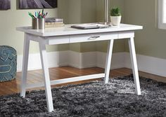 Langlor White Home Office Small Desk, /category/office/langlor-white-home-office-small-desk.html