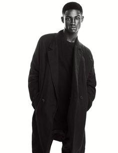 Victor Ndigwe, Nigerian Male Model To Walk The Runways Of Milan & Paris - Celebrities - Nigeria Urban Street Fashion Photography, Artistic Fashion Photography, Fashion Photography Poses, Fashion Photography Inspiration, Male Photography, Photography Ideas, Black Male Models, Male Models Poses, Male Poses