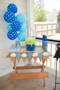 Une boisson pour un anniversaire réussi www.lesbricolesdenolou.com