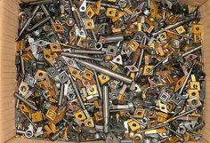 25 Kg VHM Hartmetall Schrott 4