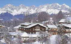 The best hotels and chalets in Kitzbühel, Austria Wonderful Places, Beautiful Places, Tirol Austria, Best Skis, Ski Chalet, To Infinity And Beyond, Oh The Places You'll Go, Skiing, Adventure