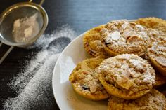 Kitchen Delights: Crumble Topped Mince Pies - Recipe