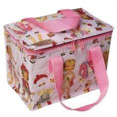 Little Boo-Teek - New Arrivals Lark Dress Up Dolly Lunch Bag $14.95 #littlebooteek #lunch #backtoschool