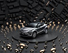 "Check out new work on my @Behance portfolio: ""Toyota C-HR"" http://be.net/gallery/50123039/Toyota-C-HR"