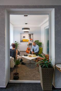 Showroom Emagra Svitavy Showroom, Oversized Mirror, Furniture, Home Decor, Decoration Home, Room Decor, Home Furnishings, Home Interior Design, Fashion Showroom