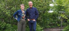 RHS Back to Nature Garden at the RHS Chelsea Flower Show A reminder of the importance of connecting with nature and with our RHS Back to Nature Garden RHS Back to Nature Garden Duchess renews her message, working with…