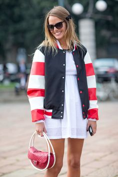 Street Style: Milan Fashion Week Spring 2014