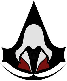 Assassin's Creed Logo by Bawzon on DeviantArt Assassin Logo, Assassins Creed Tattoo, Arte Assassins Creed, Assassins Creed Origins, Assessin Creed, All Assassin's Creed, Deutsche Girls, Connor Kenway, Assassin's Creed Wallpaper