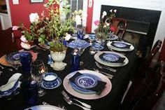 Blue willow table setting for Motheru0027s Day chinoiserie tablescape | Tablescape | Pinterest | Chinoiserie & Blue willow table setting for Motheru0027s Day chinoiserie tablescape ...