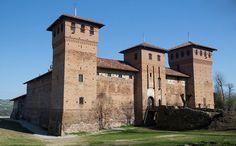 castello visconteo di cherasco