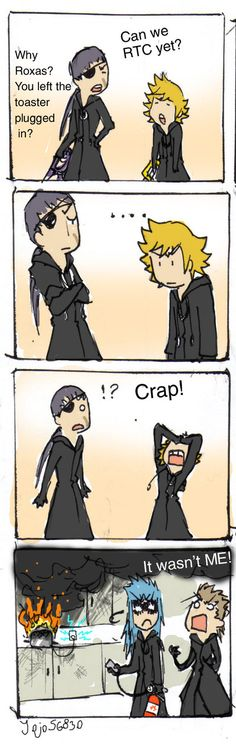 Like.....I REALLY need to know what happens in that game. I know it's all about missions as Roxas but...;)