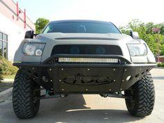 Toyota Tundra Custom Front Bumper