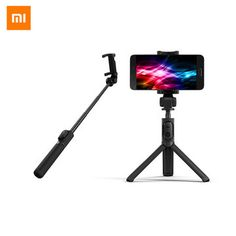 Xiaomi 2 in 1 Bluetooth Mini Extendable Folding Tripod Selfie Stick For Mobile Phone