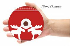 #DIY #Christmas presents: personalized CD / DVD Covers, Labels & Cases