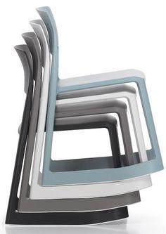 Tip Ton Chair - von Barber Osgerby - Vitra