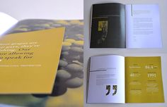 Sustainability Report | Summerhill Pyramid Winery on Behance