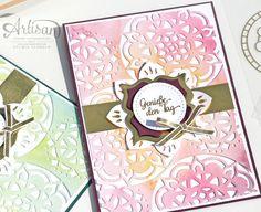 Orientpalast Stampin Up, Schönheit des Orients, orientalische Karten, Artisan Deutschland, stempel einfach, stampin up Blog Deutsch