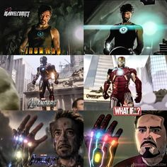 "ComicBook.com on Instagram: ""Your favorite #IronMan scene?  (via @marvelcomics_com)"""