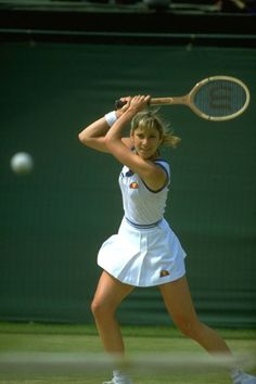 1982 Chris Evert #tennis