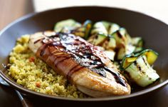 Turkey Saltimbocca with Garlic and Coriander Couscous Ostrich Meat, Berkshire Pork, Wagyu Beef, Couscous Recipes, Recipe Finder, Turkey Breast, Other Recipes, Recipe Collection, Coriander