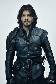 The Musketeers - Tom Burke as Athos Bbc Tv Shows, Bbc Tv Series, Series 3, Bbc Musketeers, The Three Musketeers, The Muskateers, Howard Charles, Luke Pasqualino, Ripper Street