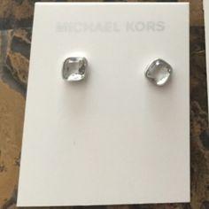 Authentic Michael kors stud👧 New never used MICHAEL Michael Kors Jewelry Earrings