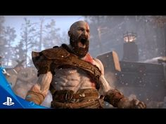 Sony just showed off a new God of War game