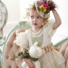 Kız Bebek Saç Bandı Modelleri 7