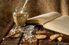 Cozy winter by didiivailova16  IFTTT 500px 500pxgetcozy baking book brown closeup cookies cozy food indoor light still life winte