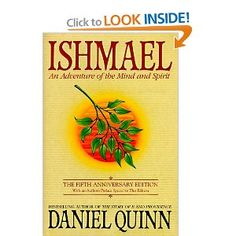 Ishmael by Daniel Quinn--  Yes, it's the one about the Gorilla.........a book you will always think about.