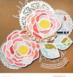 My Scrapbook Creations 2