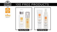 We've Got 100 Skin Care Sets From Sibu Beauty–Pick The One You Want!
