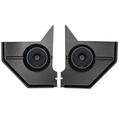 1967-1968 Pioneer Mustang Coupe/Fastback Speaker Kick Panels: PIO-KMC-2 Mustang Parts, Ford Mustang, Infinity Car Audio, Rockford Fosgate, Lincoln Mercury, Harley Davidson Motorcycles, Mopar, Antique Cars, Classic Cars