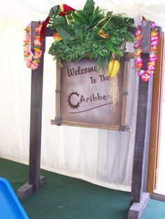 aloha! welcome to the Caribbean.