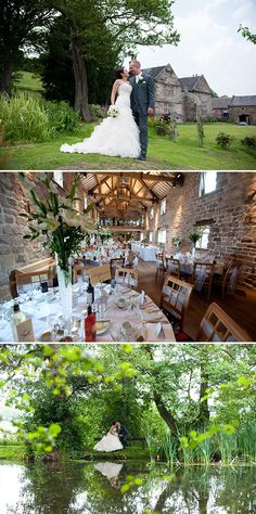 First Class Staffordshire Wedding Venues - The Ashes | CHWV
