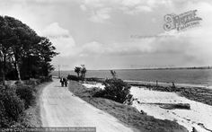 Hessle, The Foreshore c.1955, from Francis Frith