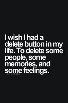 I have a mental delete button I use with expertise:)