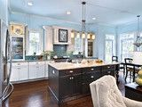 Rivertowne Kitchen - eclectic - kitchen - charleston - by Kitchens, Baths & Beyond
