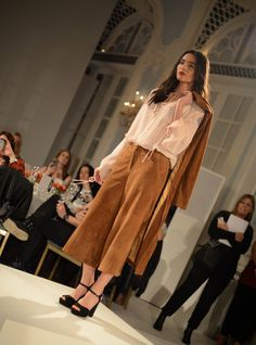 F&F AW15 event at The Savoy #FFAW15Event