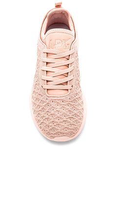 Apl Athletic Propulsion Labs Techloom Phantom Sneaker In Mauve White Slip On Sneakers, Labs, Mauve, Lace Up, Athletic, Shopping, Fashion, Moda, Athlete