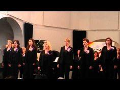 Kamerkoor Cantate Venlo 8 maart 2015 - Tundra - YouTube