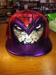 New Era Marvel Comics X-Men Magneto Big Face e0cad67e393
