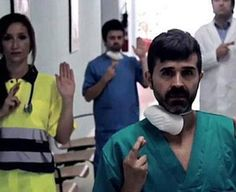 1650 doctors from all over Spain including Galicia and Catalonia, announced that they REFUSE to comply with the provisions of the Spanish Health Ministry, ordering them NOT to provide medical care to immigrants. They insisted that their medical oaths and moral obligations exceeds all governmental order.