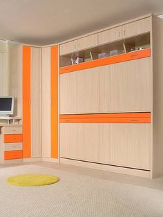 Camas adosadas pared on pinterest murphy beds ideas - Decoracion de interiores para espacios pequenos ...