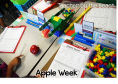 Apple Week Fun - with Freebies!